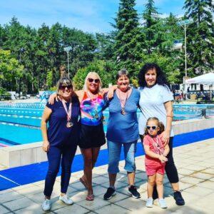държавно първенство по плуване сандански 2021