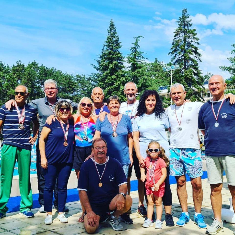 Държавно първенство по плуване Сандански